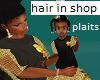 Kids Gold Black lives
