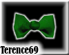69 Bow Tie - Green