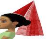 red damsel hat