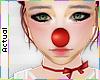 ☯ Red Reindeer Nose
