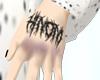 my hand tats