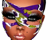 Tri Sigma Big Sis Mask