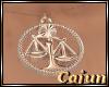 Libra Sparkle Necklace