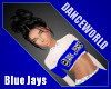 Blue Jays Cheer Top