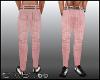 D- Hip Pink Pants