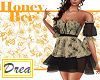 -HoneyBee- Bee Dress