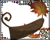 LiiN Bark Boat Autumn