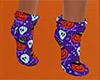 Halloween Socks 4 (F)