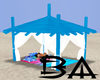 [BA] Lovers Beach Gazebo