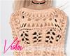 ❤ Crochet Peachy