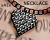 e Spiked Necklace
