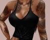 Dark Top & Tattoo