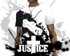 JUSTICE™ † Tee White