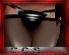 (CCS) PVC Leggings Black