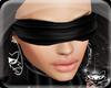 ! Black blind fold