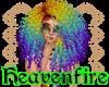 ^HF^ Rainbow Curls
