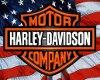 Harley stars and stripes