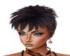 Hair BrownBlack Shaggy