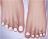 -S- Perfect Feet White G