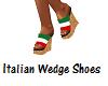 Italian Wedge Shoes