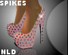 -NLD- Can Spikes Heels