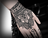 [NR]Uta Hand Tattoo