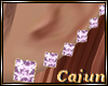 Gilded Blush Earrings