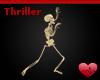 Mm Thriller Skeleton