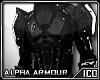 ICO Alpha Armour M