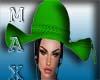 Beachy Hat Green