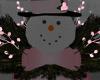 #Pink Snow Man:Abi