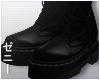 Z. Black boots