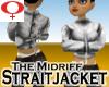 Midriff Straitjacket -F