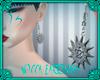 (IS) Wicca earrings