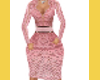 PATSY PINK COCKTAIL DRES
