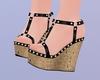 D! Summer Sandals Black