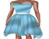 Bess Blue Dress