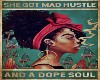 Hustle & Soul BLACK ART