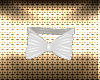 Easter White Bunny Bow