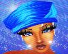 foxy's blueice hat&hair