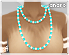 A| Lani Bead Necklace A
