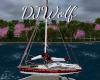 [DJ]SailBoat Red