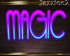 J2 Magic Neon Sign