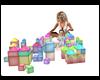 {star}Baby blocks