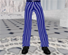 [JD] Blue Striped Slacks