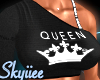 Queen Love Top