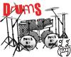 [LL]Punk Drumkit