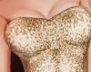 Dress Gold Rl