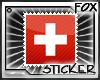 [F] Swiss Cross Stamp