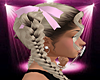 -S- Lgt Pink Hair Ribbon